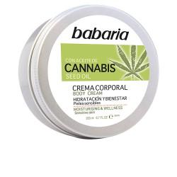 CANNABIS crema corporal hidratante y bienestar 200 ml