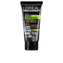 MEN EXPERT pure charcoal masque arcilla 50 ml