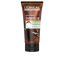 MEN EXPERT BARBER CLUB crema peinado look natural 100 ml
