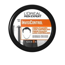 MEN EXPERT INVISICONTROL crema fijación Nº8 150 ml