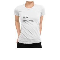 CASA camiseta talla S