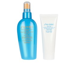 SUN PROTECTION SPRAY OIL FREE SPF15 COFFRET 2 pz