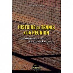 Livre Histoire du tennis à...