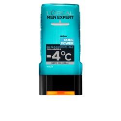 MEN EXPERT gel douche total cool power 300 ml