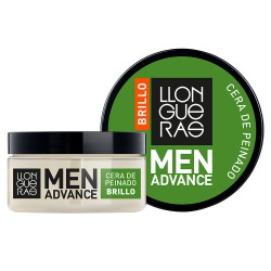 MEN ADVANCE BRILLO cera de peinado 85 ml