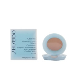 PURENESS matifying compact 40 natural beige 11 gr