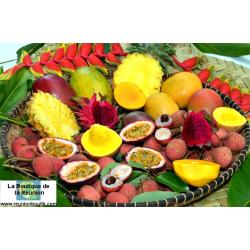 colis fruits exotiques reunion