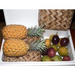 Colis Ananas, Rhum RDM...