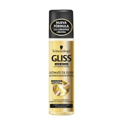 GLISS ULTIMATE OIL ELIXIR acondicionador express 200 ml