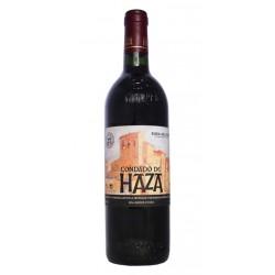 El vino tinto Condado de Haza Reserva esta elaborado con 100 Tempranillo y pertenece a la DO Ribera del DueroCondado de Haza es