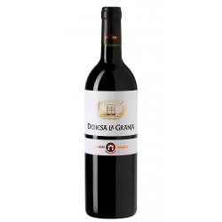 VINO TINTO DEHESA DE LA GRANJA CRIANZA DO ToroLa tercera finca vinicola de Alejandro Fernandez posee una bodega preciosa que re