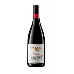 VINO TINTO GLORIOSO CRIANZAEl Vino Tinto Glorioso Crianza es un vino tinto de la DOCa Rioja elaborado por Bodegas Palacio Elabo