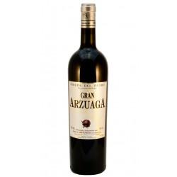 VINO TINTO GRAN ARZUAGAEl vino tinto Gran Arzuaga esta elaborado por Tinto Fino en un 75 Cabernet Sauvignon en 20 y Blanca del