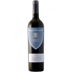 VINO TINTO MARQUES DE VALDUEZA GRAN VINO DE GUARDAEl vino tinto Marques de Valdueza etiqueta Azul esta elaborado con 47 de Syra