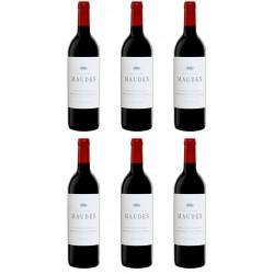 VINO TINTO MAUDESEl vino tinto Maudes Crianza esta elaborado con 85 Tempranillo 15 Merlot Pertenece a la DO CigalesEl vino tint