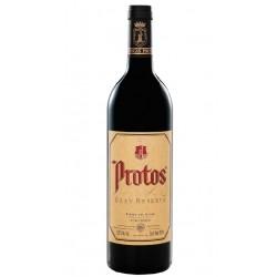 VINO TINTO PROTOS GRAN RESERVAEl vino tinto Protos Gran Reserva esta elaborado con 100 Tempranillo y pertenece a la DO Ribera d