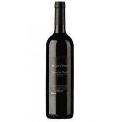 VINO TINTO VINA SASTRE REGINA VIDESDe intenso color cereza y tonos violaceos es un vino de aspecto eleganteEn nariz es complejo