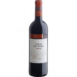 VINO TINTO VINAS DEL VERO TINTO JOVENEl vino tinto Vinas del Vero Tinto Joven esta elaborado con uvas Merlot y Cabernet Sauvign