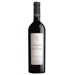 VINO TINTO VINEDOS DE POZANCOEl vino tinto Vinedos de Pozanco esta elaborado con 50 Tempranillo 30 Merlot y 20 Cabernet Savigno