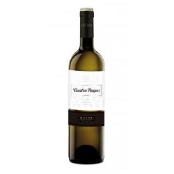 Vino Blanco Cuatro Rayas SauvignonEl Vino Blanco Cuatro Rayas Sauvignon esta elaborado con uva 100 Sauvignon Blanc pertenecient