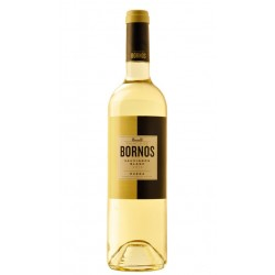 VINO BLANCO PALACIO DE BORNOS SAUVIGNON Vino blanco semidulce elaborado en la D O Rueda con uva sauvignon blanc y perteneciente