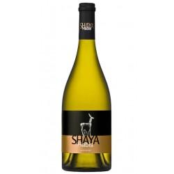 VINO BLANCO SHAYA HABIS VERDEJOEl vino blanco Shaya Habis esta elaborado con uva 100 Verdejo de cepas viejas de pequena producc