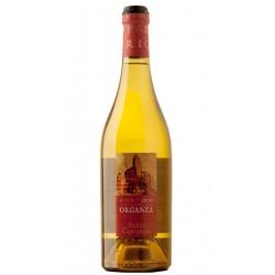 VINO BLANCO SIERRA DE CANTABRIA ORGANZAEl vino blanco Sierra de Cantabria Organza esta elaborado con Viura Garnacha Blanca y Ma
