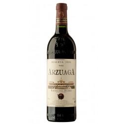 VINO TINTO ARZUAGA RESERVA BOTELLA DE 9 LITROSEl vino tinto Arzuaga Reserva Botella de 9 litros esta elaborado con 95 Tinta del