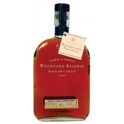 BOURBON WOODFORD RESERVEWoodford Reserve Bourbon esta elaborado en la destileria Labrot Grahan situada en Kentucky Este Bourbon