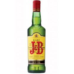WHISKY JBEl Whisky JB es el resultado de mezclar 42 tipos distintos de whiskies de malta y grano Su forma de armonizar esta mez