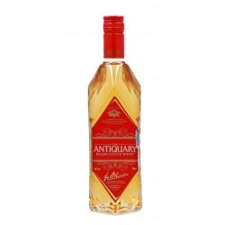 El Whisky Antiquary 5 anos esta elaborado en las Tierras Altas de Escocia El whisky de malta ha sido producido en este area Esc