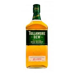 WHISKY TULLAMORE DEWEl Whisky Tullamore Dew es el original blend elaborado en Irlanda en el pueblo de Tullamore a orillas del r