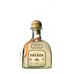Tequila Patron ReposadoEl Tequila Patron reposado esta elaborado a traves de una mezcla de distintos tequilas que han envejecid