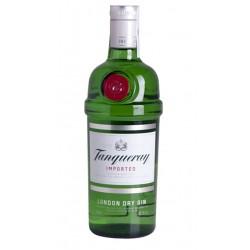 GINEBRA TANQUERAY LONDON DRY GINLa ginebra Tanqueray comenzo a destilarse en Londres en 1830 en el distrito de Bloomsbury por C
