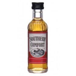 WHISKY SOUTHERN COMFORT MINIATURA En 1874 MW Heron crea Southern Comfort en su bar de la calle Bourbon en Nueva OrleansEn la bu