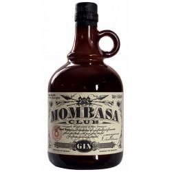 GINEBRA MOMBASA CLUB GIN Destilerias Mombasa Club ha creado Gin Mombasa Club una ginebra London Dry de Inglaterra que tiene 415