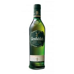 Whisky Glenfiddich de malta Miniatura 5Cl Caja de 192Whisky Glenfiddich madurado con extremo cuidado en barricas de bourbon ame