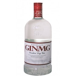 GINEBRA MG LONDON DRY GIN La Ginebra MG procede de una empresa familiar que desde 1940 elabora bebidas alcoholicas situada en l