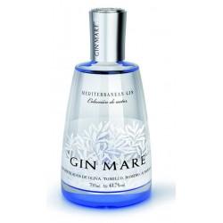GINEBRA GIN MARE Este nuevo producto de Global Premium Brands es la primera ginebra mediterranea autentica Es una ginebra Premi