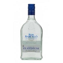 RON BARCELO PLATINUMBarcelo Platinum es un ron Premium Anejo Dominicano de cuerpo transparente cristalino que mantiene todos lo
