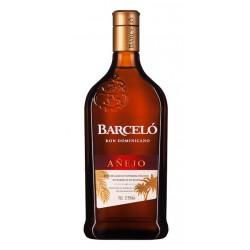 Ron Barcelo AnejoEl Ron Barcelo Anejo es un ron destilado de melazas de la mejor cana de azucar dominicana y madurado en barric