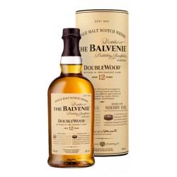 Whisky The Balvenie 12 anos Es un whisky que se elabora en una Destileria familiar pertenece a los mismos duenos desde 1892 sit