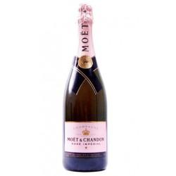 CHAMPAGNE MOEumlT CHANDON ROSE IMPERIALChampagne Moet Chandon Rose Imperial se trata de un champagne frances de color rosa salm