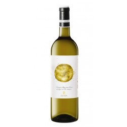 Vino Blanco Ochoa Calendas Vegano se compone de 3 variedades de uva la variedad Viura aporta frescura y viveza la variedad Char