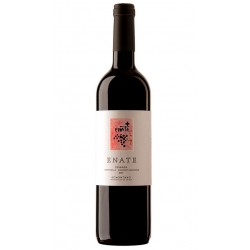 VINO TINTO ENATE CRIANZAForma parte de la DO SomontanoEl vino con la de nominacion de origen somontano se produce en la provinc