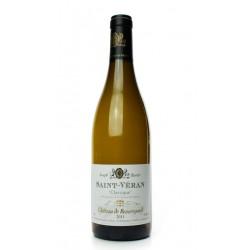 VINO BLANCO CHATEAU DE BEAUREGARD SAINT VERAN 2011Forma parte de la DO Borgona FranciaEl vino CHATEAU DE BEAUREGARD SAINT VERAN