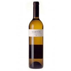 Bodegas Martue nos presenta este vino de CastillaLa Mancha Espana creado a partir de uvas Chardonnay y presentado en formato 07