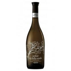 VINO BLANCO SENOR DA FOLLA VERDE CONDADO DO TEA El vino blanco Senor da Folla Verde esta elaborado con uvas albarino 70 loureir