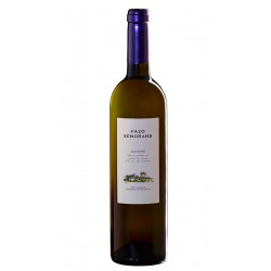 Pazo SenoransTipo Vino blanco Productor Pazo de SenoransDenominacion de origen Rias Baixas EspanaUvas AlbarinoBotella 075 LValo