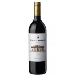 VINO TINTO DEHESA DE LOS CANONIGOS CRIANZAEl vino tinto Dehesa de los Canonigos Crianza esta elaborado 88 Tinto Fino y 12 Caber
